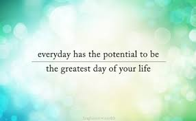 Read more about the article THE GREATEST DAY OF YOUR LIFE