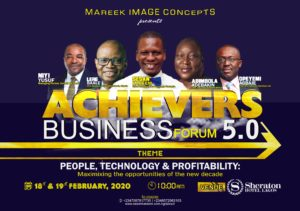 ACHIEVERS BUSINESS FORUM 5.0