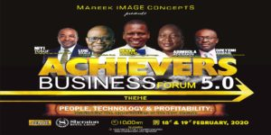 ACHIEVE BUSINESS BREAKTHROUGH