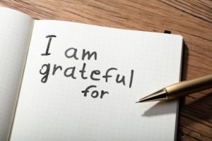 THE LAW OF GRATITUDE