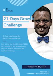 21 Days Challenge