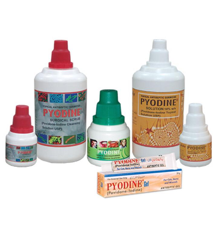 Read more about the article PYODINE GEL