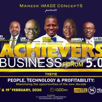 achievers forum 1B